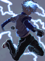 killuaaaaaaaaa - hunter-x-hunter photo