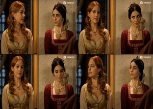 Hurrem and Mahidevran