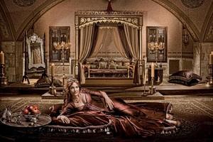 Muhtesem Yuzyil~Hurrem Sultan (Meryem Uzerli)