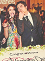 TVD 100th episode - ian-somerhalder-and-nina-dobrev photo