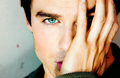 Ian   eyes - ian-somerhalder fan art