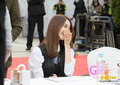 Lotte Fansign-Yoona - im-yoona photo