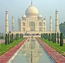 Taj Mahal Sketched