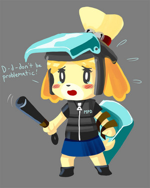 Isabelle SWAT