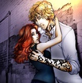Jace and Clary ✦ - jace-and-clary fan art