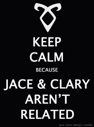 Keep Calm Because Jace