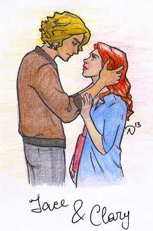 Jace and Clary ☆