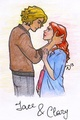 Jace and Clary ☆ - jace-and-clary fan art