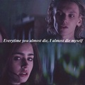 Jace and Clary ♡ - jace-and-clary photo