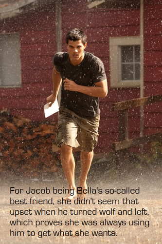 Jacob Black wallpaper entitled jacob black