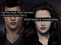 jacob and bella - jacob-and-bella fan art