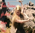 Jadis Father Christmas gifts will not help you Peter - jadis-queen-of-narnia photo