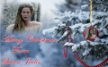 Jadis Merry Christmas from Queen Jadis - jadis-queen-of-narnia photo