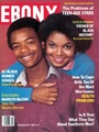 Janet And Todd Bridges On The February 1983 Issue Of EBONY Magazine - janet-jackson photo