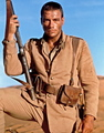 JCVD hot soldier