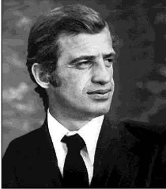 Jean-Paul Belmondo fondo de pantalla with a business suit titled Jean-Paul Belmondo