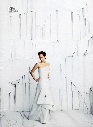 Jennifer Lawrence for 'InStyle'