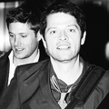 Jen and Mish ღ - jensen-ackles-and-misha-collins photo