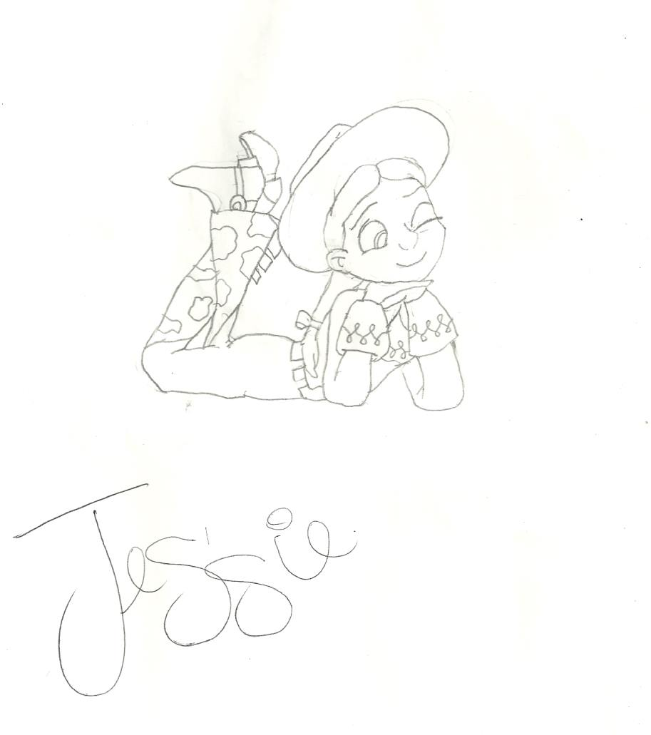 Jessie drawing