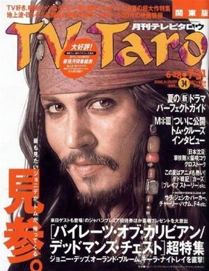 Johnny Depp! :)