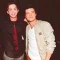 Josh Hutcherson & Logan Lerman♥  - josh-hutcherson fan art