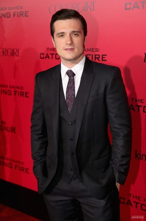 'The Hunger Games: Catching Fire' Los Angeles Premiere [HQ]