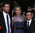 'The Hunger Games: Catching Fire' Los Angeles Premiere [HQ] - josh-hutcherson photo