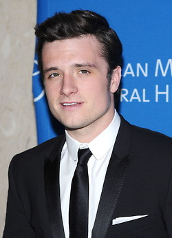 Josh attending the American Museum Of Natural History's 2013 Museum Gala