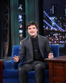 Josh on Jimmy Fallon - josh-hutcherson photo