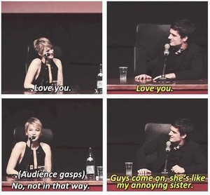 Jen and Josh