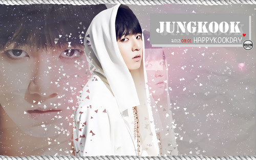 Jungkook (BTS) karatasi la kupamba ukuta probably with a portrait called ♥ º ☆.¸¸.•´¯`♥ Jungkook! ♥ º ☆.¸¸.•´¯`♥