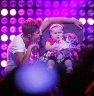 Justin and Avalanna