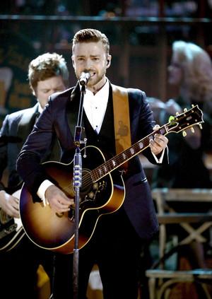 JT at American 음악 Awards