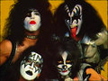 KISS ~Paul, Ace, Peter, Gene - kiss wallpaper