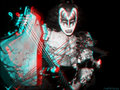 Gene Simmons - kiss wallpaper