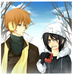 Snowy Day  - kaichou-wa-maid-sama icon