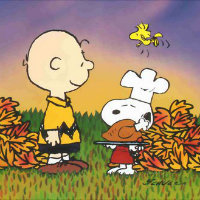 Thanksgiving Charlie Brown