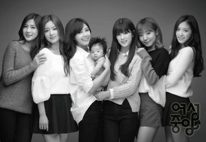 APink - Elle Magazine December Issue