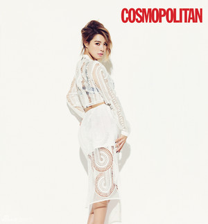 Kahi For Cosmopolitan Magazine