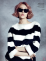 Sunmi – Harper's Bazaar Magazine October Issue '13 - kpop-girl-power photo
