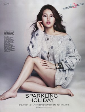 Miss A Suzy – Elle Magazine November Issue '13