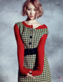 Sunmi – Harper's Bazaar Magazine October Issue '13 - kpop photo