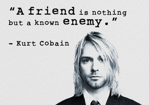 Cobain rest in peace