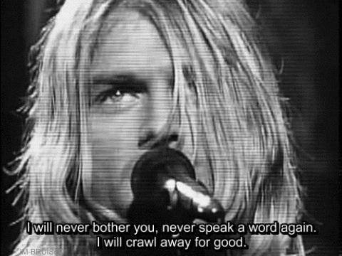 Kurt cobain(: