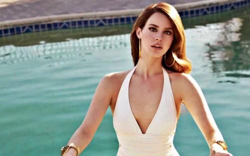Lana Del Rey karatasi la kupamba ukuta called karatasi la kupamba ukuta Lana