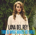 Lana Del Rey - This Is What Makes Us Girls - lana-del-rey fan art