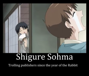 Shigure Sohma