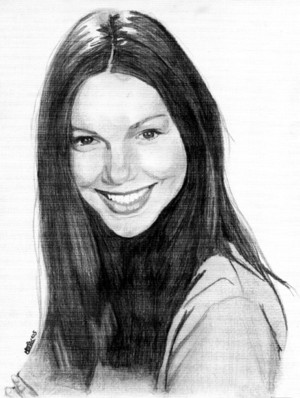 Laura Prepon tagahanga Art