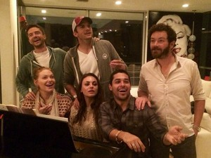 Laura Prepon That '70s Show Reunion