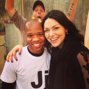 Laura Prepon and شائقین